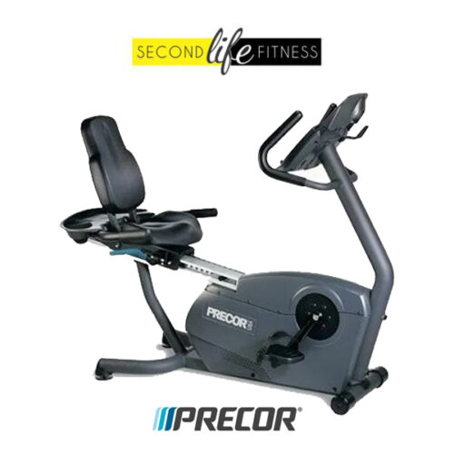 PRECOR RECUMBENT BIKE 842I