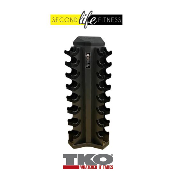 TKO-8-Pair-Vertical-Dumbbell-Rack