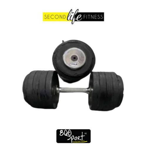 75lbs-Rubber-Dumbbell-Pair