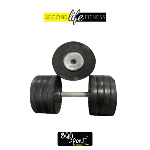 85lbs-Rubber-Dumbbell-Pair